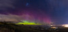 Joy and Impatience (robjdickinson) Tags: nature sky night aurora landscape outdoors atmosphere astronomy atmosphereofearth hill outerspace horizon stars christchurch evening outdoor meteorologicalphenomenon light dark noperson