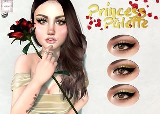 WarPaint* @ Enchantment - Princess Palette