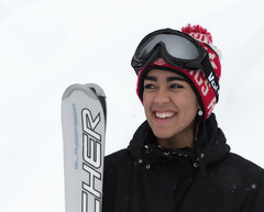 Vintersport (nillamaria) Tags: fotosondag fs180218 vintersport wintersport porträtt portrait alpineskiing alpin skidor vinter snö snow
