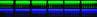 Marque page bouteilles... (Pi-F) Tags: marquepage rangée bouteille amsterdam vert bleu fluo composition accumulation répétition