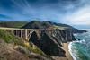 Bixby Bridge, Big Sur (nhblevins) Tags: california bixbybridge ocean cliffs bigsur sky hills coast beach