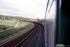 3254  Sunday Times train to York 8 August 1982 (RailWA) Tags: railwa philmelling westrail 1982 a1514 sunday times train york