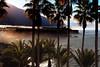 Morning (Vladi Stoimenov) Tags: puertonaos lapalma canaryislands horizon hotelsol atlanticocean palms affinityphoto spain nikon nikkor