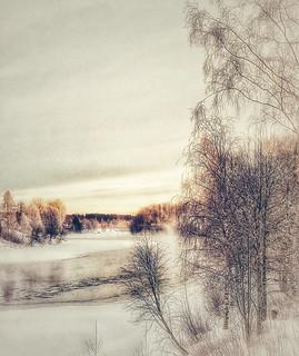 Skellefteå Älv/Skellefteå River