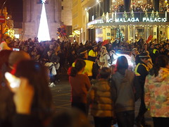 P1052375 (Yury. Syaskov) Tags: malaga andalucia andalusia spain epifania holiday fiesta magos reyes reyesmagos gifts carnaval