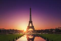 Eiffel Tower Post Edit