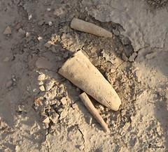Uruk wall cones (3).jpg (tobeytravels) Tags: uruk iraq sumer babylonia gigamesh seleucid parthian mesopotamia enmerkar neobabylonian temple eanna anu ziggurat orchoe sargon sumeriankinglist