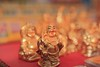 Laughing Buddha (Rajavelu1) Tags: laughingbuddha colours bokeh art creative macrophotography india artdigital handheld streetphotography candidstreetphotography