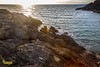 Sunset approaching (but not yet) - Peel, Isle of Man (staneastwood) Tags: isleofman im stanleyeastwood staneastwood coast water shore beach harbour shoreline bay cloud sky