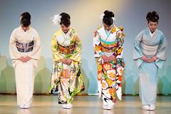 Musée du kimono  Kyoto (geolis06) Tags: geolis06 asia asie japan japon 日本 2017 kyoto kimono cloth suit vêtement tradionnel portrait japon072017 lady beauté lovely nishijintextilecenter museum musée