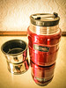 45/365 2018 - Mineral (Thermos) (Nikki M-F) Tags: 365 flask mirror thermos
