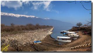 Lake Kerkini, Serres, Greece ... HDR