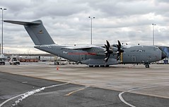 German Air Force Luftwaffe Airbus A400M 54+10 (Fasil Avgeek (Global Planespotter)) Tags: german air force luftwaffe airbus a400m 5410
