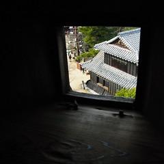 R0067063 (昭和のかず) Tags: 牡蠣 食べ放題 松山城 ケーブルカー 梅 天守閣 階段 伊予柑ソフト 兜 鎧 刀 正岡子規 石碑 博物館