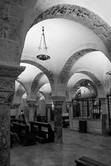 IMG_2829.jpg (Bri74) Tags: arch architecture bari basilicadisannicola bw church puglia