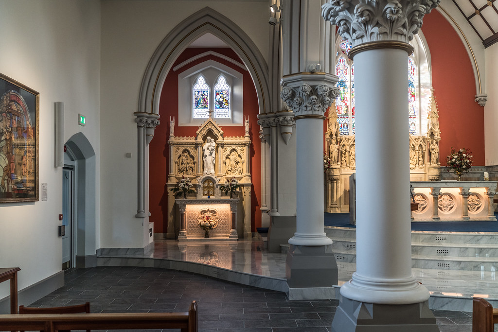 INTERIOR OF HOLY CROSS CHURCH [DUNDRUM JANUARY 2018]-135238