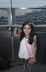 Seattle Space Needle Smile (Performance Impressions LLC) Tags: spaceneedle smile girl top child observationtower observationdeck landmark tourist 400broadstreet seattle washington travel unitedstates usa 16005660082 vau1295532