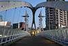 Salford quays (PentlandPirate of the North) Tags: bridge salfordquays manchester rubbish