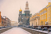 Church of the Savior on Blood (Tony_Brasier) Tags: saintpetersburg icecold nikond7200 sigma snow snowing cold cars russia river raw town rocks red lovely location flickr fun loving lights 1750mm outdoors