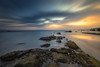 Tardes en Bolonia (109 seg)... (protsalke) Tags: seascape landscape waterscape cadiz bolonia filters sunset colors rocks sun sky clouds colores atardecer rocas playas andalucia nikon calm beautiful longexposure neutraldensity 9stops light coast