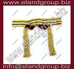 Military Waist Belt Sash Gold Blue (adeelayub2) Tags: military waist belt sash gold blue