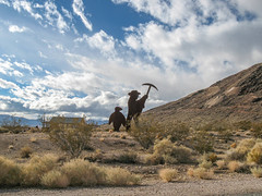 Death-Valley-28 (vaabus) Tags: 29 rhyolite nevada ghosttown goldenrush rust ruins desert mining structure building canon travel nature wilderness
