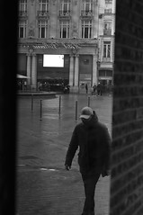 CHD_6596 (theoetxe) Tags: bw bnw blackandwhite lille portrait street city france outdoor reflect reflection