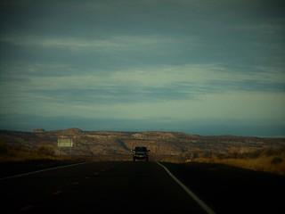 Somewhere to Utah from Arizona, and Vice Versa...