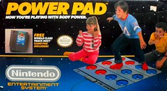 Nintendo Power Pad (Hobbycorner) Tags: nes nintendo pad powerpad 1988 fun game games gaming exercise activity workout worldclasstrackmeet track cartridge memories nintendoofamerica cartridges videogame videogames videogamesystem
