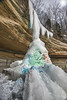 Frozen waterfalls (Bernie Kasper (3 million views)) Tags: art berniekasper cliftyfallsstatepark cliftyfalls d600 family hiking indiana jeffersoncounty light landscape madisonindiana madisonindianacliftyfallsstatepark nature nikon naturephotography new outdoors outdoor old outside photography raw road snow ice travel trail unitedstates vacation