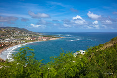 Timothy Hill Overlook, St Kitts (clive_metcalfe) Tags: stkitts timothyhill caribbean atlantic
