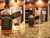 Day 15 - Distance vs. Blur (thelittleone417) Tags: jackdaniels bottles johnnywalker blacklabel whiskey whisky