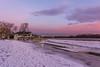_DSC0112 (johnjmurphyiii) Tags: 06457 clouds connecticut connecticutriver dawn harborpark middletown originalnef sky sunrise tamron18400 usa winter ice johnjmurphyiii snow