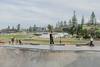 Port Macquarie - beanie fashion (burntfeather) Tags: portmacquarie port australia newsouthwales skatepark skateboarding skaters skating skatebowl bowl portmacquarieskatepark