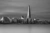 Riverside (paulantony2) Tags: 10stop lee longexposure london shard urban uk monochrome nikon d7100 blackandwhite cityhall
