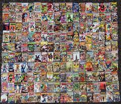 COMICS!!!!! (MiskatonicNick) Tags: comics 16 playscale toyville comicbooks