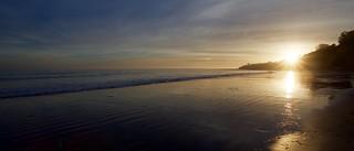 King Tide Sunset