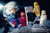 In Space Since 1978 (Agaethon29) Tags: lego afol legography brickography legophotography minifig minifigs minifigure minifigures toy toyphotography macro cinematic 2019 legospace neoclassicspace spaceman classicspace space scifi sciencefiction ncs moon earth flag