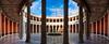 Zappeion (Rui Nunеs) Tags: zappio megaro panorama athens zappeion atrium attica greece columns