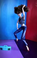Dance. Barbie The Look Sweet Tea doll (alenamorimo) Tags: barbie barbiedoll barbiecollector barbiethelook dance