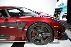 IMG_3175: Koenigsegg Agera RS (i_am_lee_sam) Tags: michelin agera rs hypercar supercar koenigsegg naias north american international auto show detroit mi cobo center