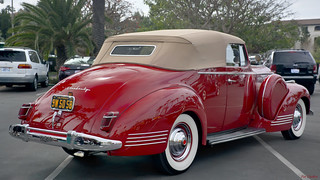 1941 Packard One Sixty Convertible --- EXPLORED