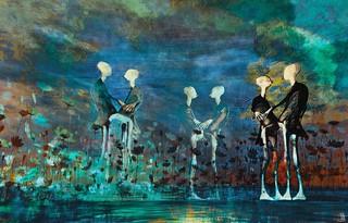 The Promise / Artist : Meilo Minotaur