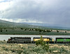 Madeline CA Saturday April 9th 1994 1435PDT (Hoopy2342) Tags: train rail railroad railway madeline calif california modocplateau southernpacific
