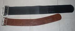 Belt (261) mit Schnalle 3b / Belt (259a) (ikat.bali) Tags: leder leather fetish belt brownbelts wide fashion outfit gürtel breitegürtel widebelt blackbelt