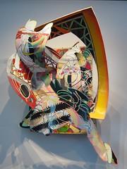 The Prophet (D16, 2X) (procrast8) Tags: kansas city mo missouri kemper museum contemporary art prophet frank stella sculpture