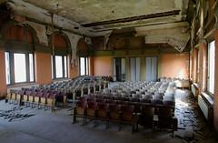 Horror Lab - Auditorium École Vétérinaire