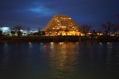 DSC00042 (omar9052) Tags: west sacramento yolo county river the ziggurat