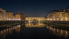 Ponte Vecchio (Firenze)... (protsalke) Tags: vecchio bridge florence night cityscape nightscape colors lights beautiful calm nikon 50mmafd urban city luces architecture bluehour tuscany