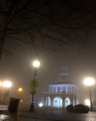 _MG_3243.CR2 (jalexartis) Tags: fayetteville fayettevillenc fayettevillenorthcarolina fog foggy foggymorning downtownfayetteville downtown markethouse